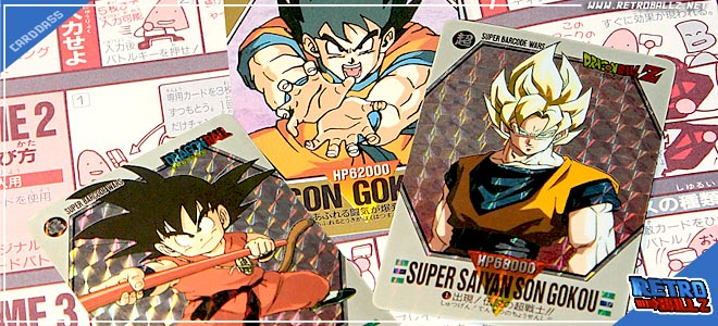 Dragon Ball Z Super Barcode Wars Rules