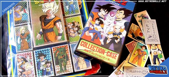 Dragon Ball Z Menko Card 1