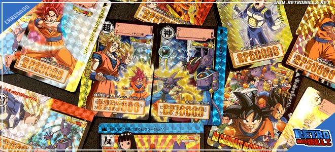 DRAGON BALL Z GT DBZ HONDAN PART 19 CARDDASS DP CARD REG CARTE 97 JAPAN 1994 NM