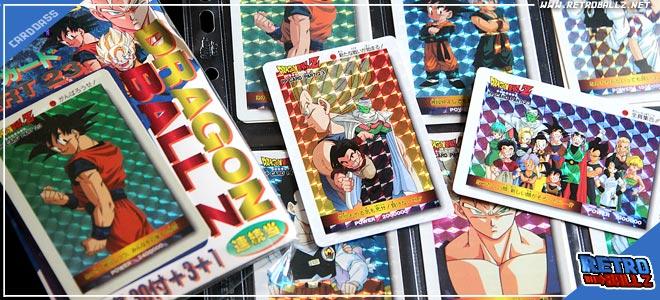 Dragon Ball Z PP Card PART 23-997